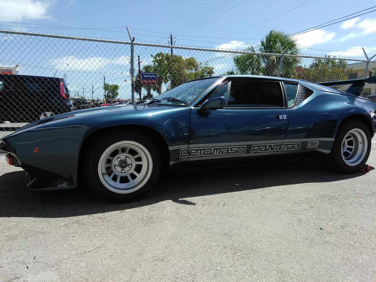 Pantera GT5-S