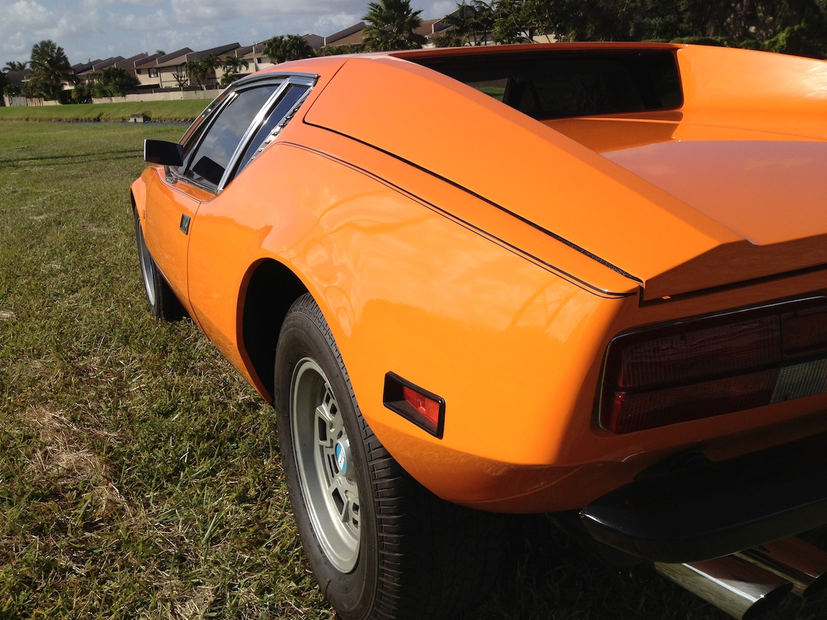 Restored '74 for sale