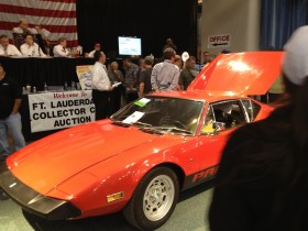 Our Pantera sold at Mecum 2014