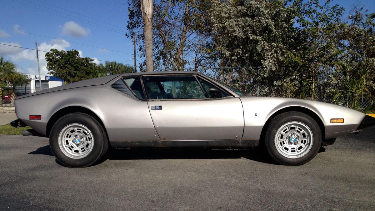 Pantera – rare 72 L Model for restoration
