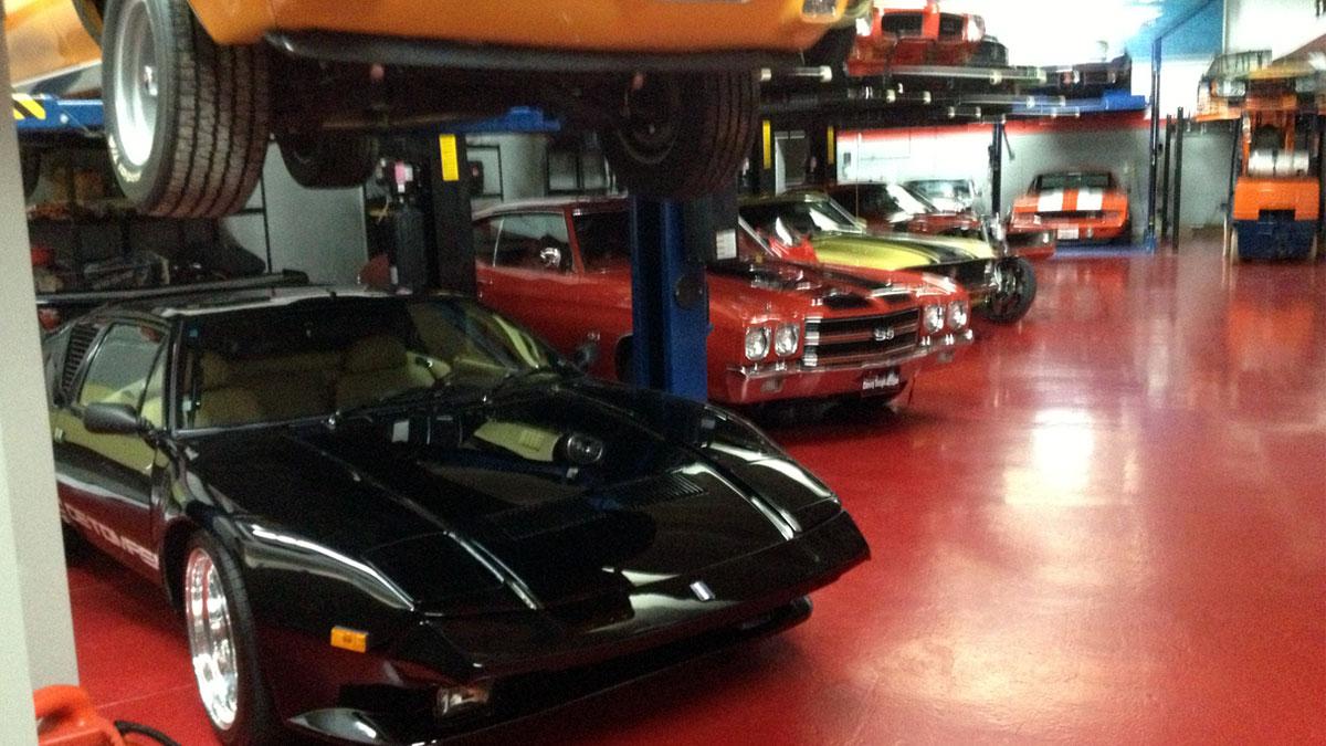 Pantera  – Kirk Evans Car