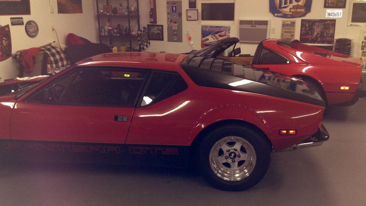 Pantera – 1974 GTS