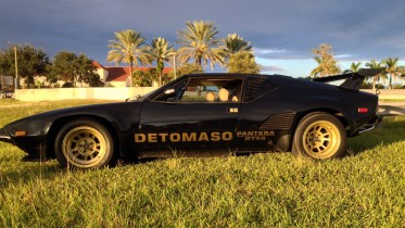 Pantera GT5-S DeTomaso Built