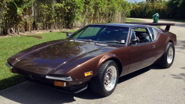 Pantera – early '73 Sold to Dubai