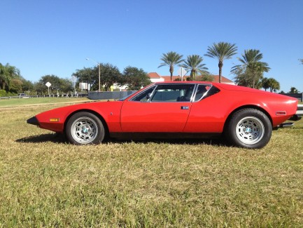 7/74 Production Date. 11k original miles/original paint. Mint. 4-sale.