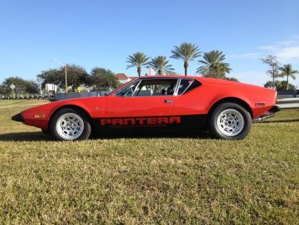 1973 'L' Model sold $47,500.00