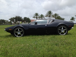 1972 Midnight DeTomaso Pantera – Purchase Pending – 05/05/14