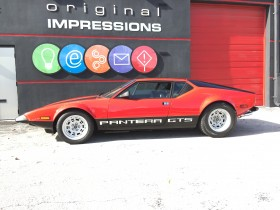1974 Pantera [REAL] GTS ,8,000 original miles FOR SALE